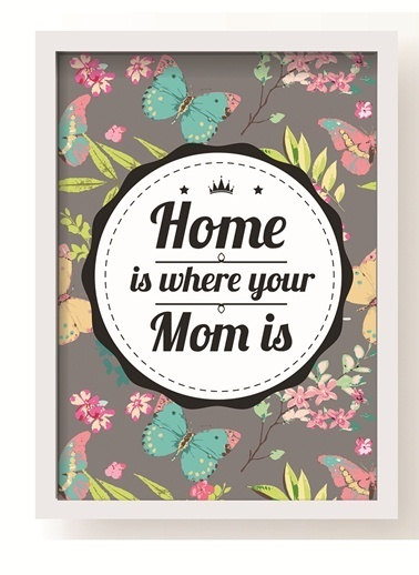 Home Mom Poster-All About Wall